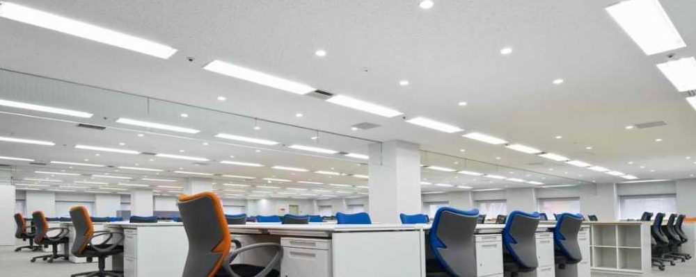 LED Lighting Office
