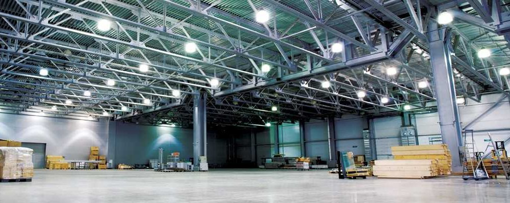 Warehouse Factory LED Lighting